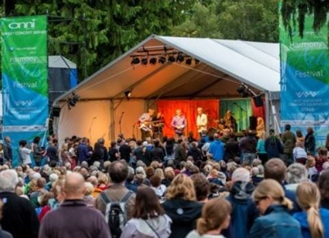 Onni Group presents Sunset Concert Series in John Lawson Park West Vancouver