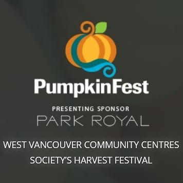 2014 Pumpkin Fest at the West Vancouver Community Centre