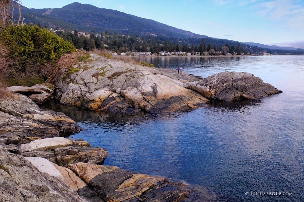 West Vancouver's Caulfeild Park Restoration