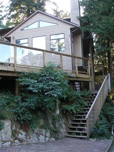 1307 Oceanview Road, Bowen Island, West Vancouver BC