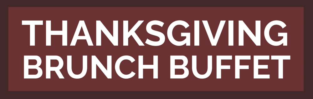 Thanksgiving Brunch Buffet at Appleback Grill West Vancouver