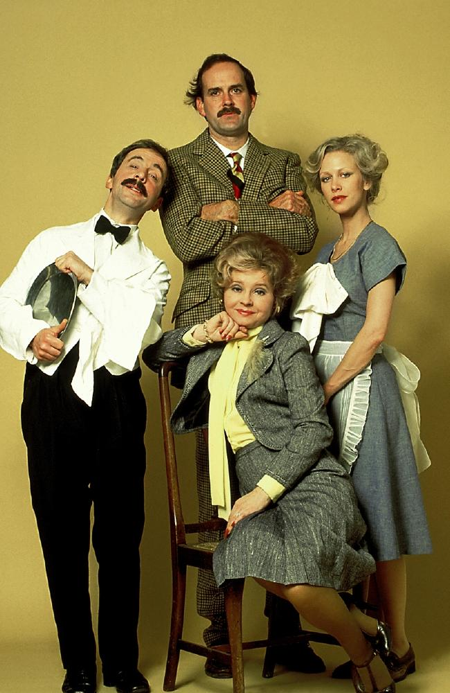 Fawlty Towers by John Cleese and Connie Booth at the Kay Meek Centre West Vancouver