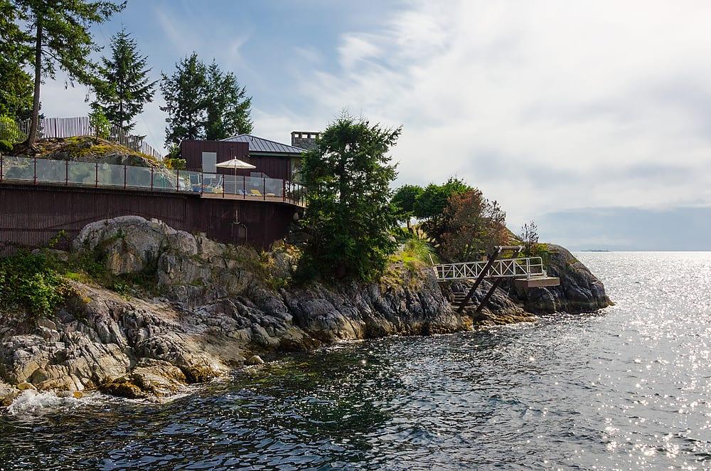 1829 Arbutus Point Road, Bowen Island, West Vancouver BC