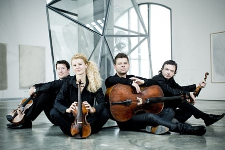 Friends of Chamber Music presents the Pavel Haas Quartet at Vancouver Playhouse