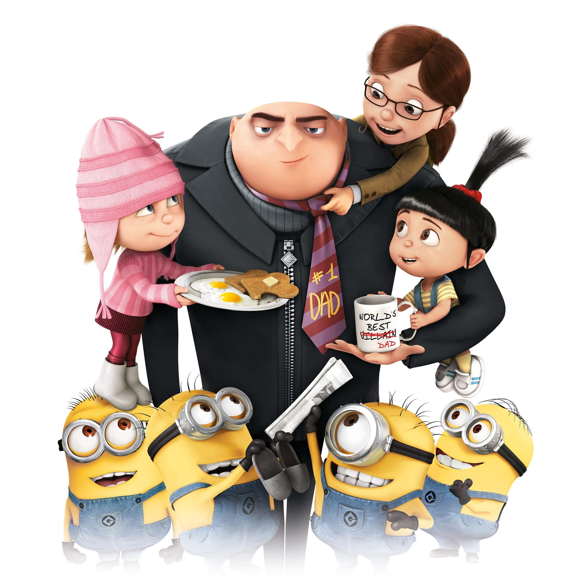 Cinema in the Park presents Despicable Me at John Lawson Park West Vancouver