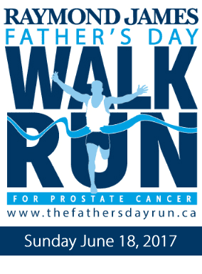 The Raymond James Father's Day Walk/Run at the Burnaby Lake Rowing Pavilion