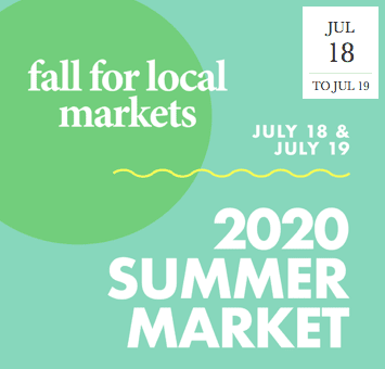 Fall For Local Market: Summer 2020