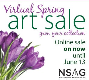 Virtual Spring Art Sale – North Shore Artists' Guild