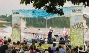 Parc Retirement Living presents Garden Concerts starting 12:30 at Millennium Park West Vancouver