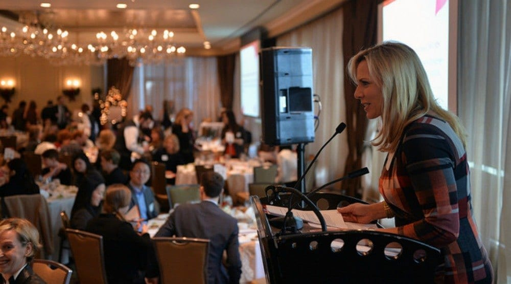Women Against MS Luncheon at the Four Seasons Hotel Vancouver