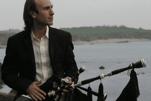 Galician Bagpipe Spanish Sensation Carlos Núñez Returns to the Vogue Theatre Vancouver