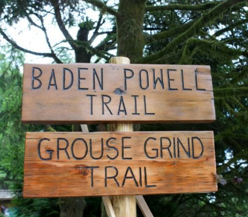 26th Annual Knee Knackering North Shore Trail Run along the Baden Powell Trail