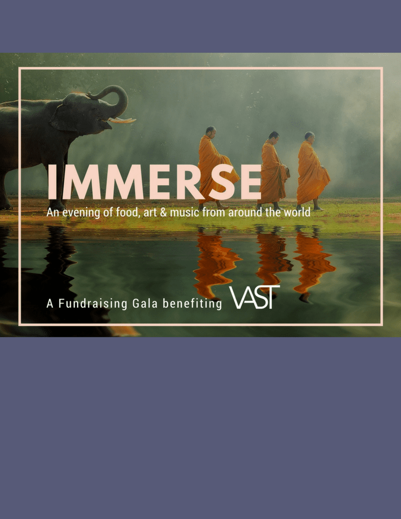 Immerse Gala at Heritage Hall Vancouver