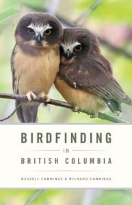 Book Launch of Birdfinding in BC