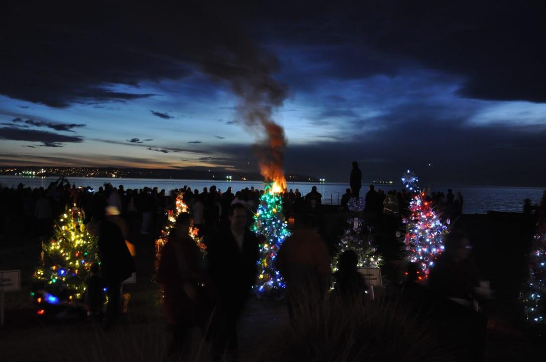 Dundarave Festival of Lights