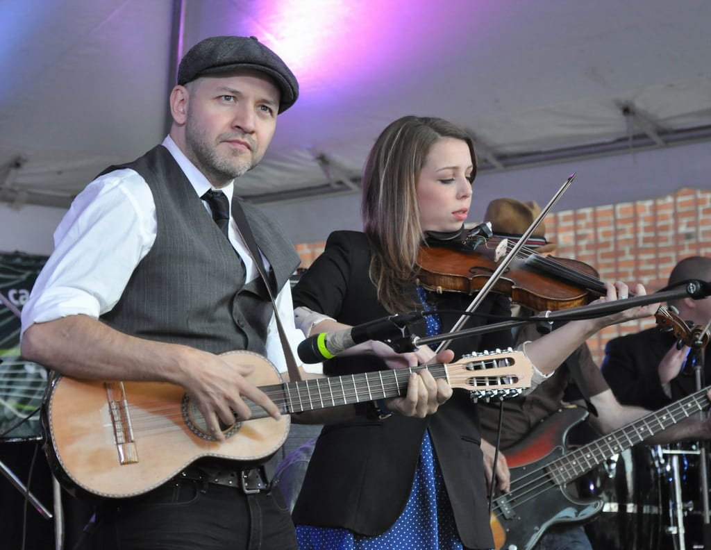 Tom & Kalissa Landa: Free Community Concert at the Kay Meek Centre