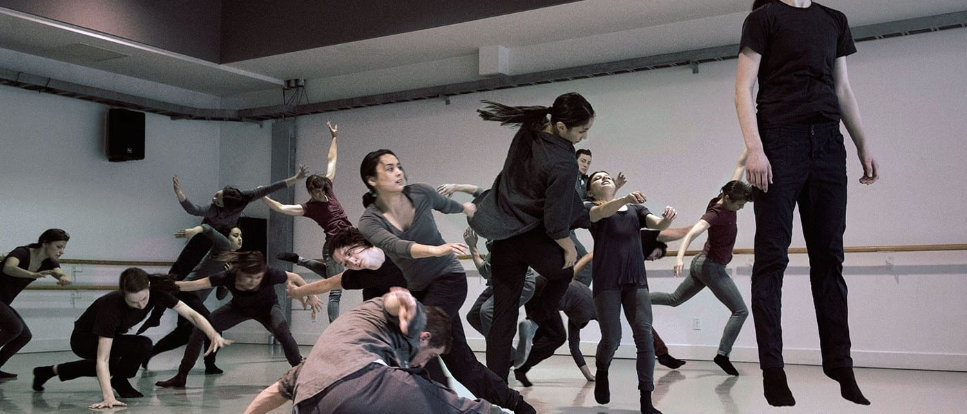 Vancouver International Dance Festival presents Out Innerspace and 605 Collective