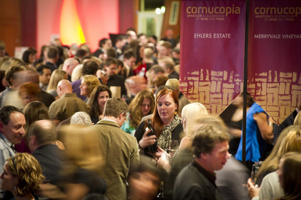 Cornucopia – Whistler's Celebration of Food + Drink
