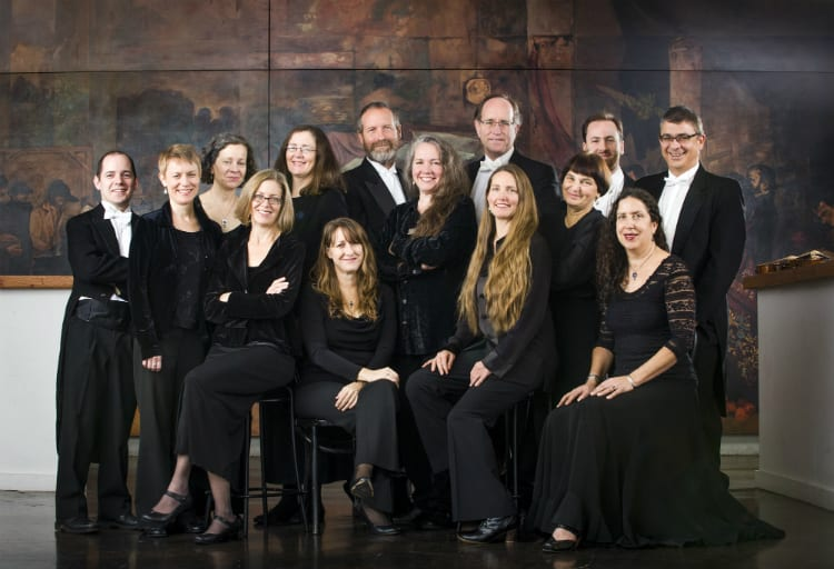 Antonio Vivaldi's The Four Seasons at the Chan Centre for the Performing Arts