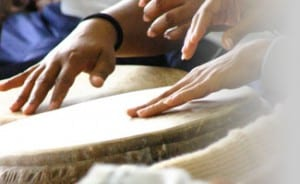 Afro-Brazilian Drumming Experience
