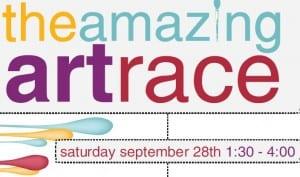The Amazing Art Race