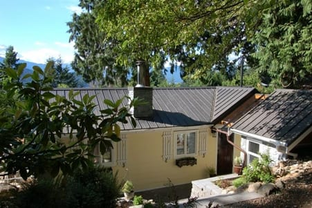 882 Windjammer Rd, Bowen Island. , West Vancouver BC