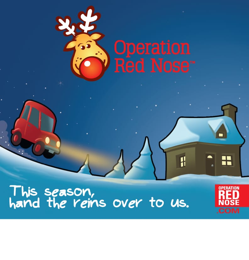 Operation Red Nose West Vancouver 2014