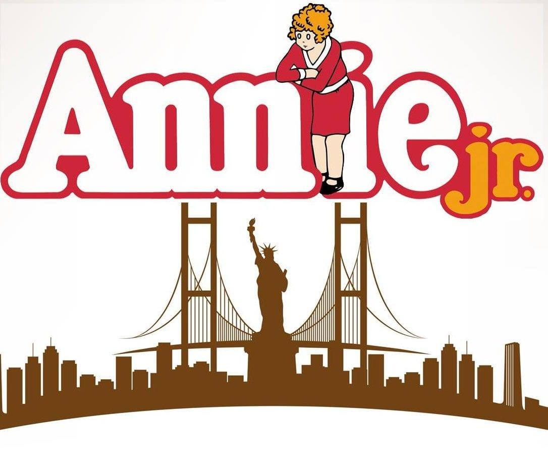 North Shore Mountain Theatre Presents: Annie Jr at the Kay Meek Theatre West Vancouver