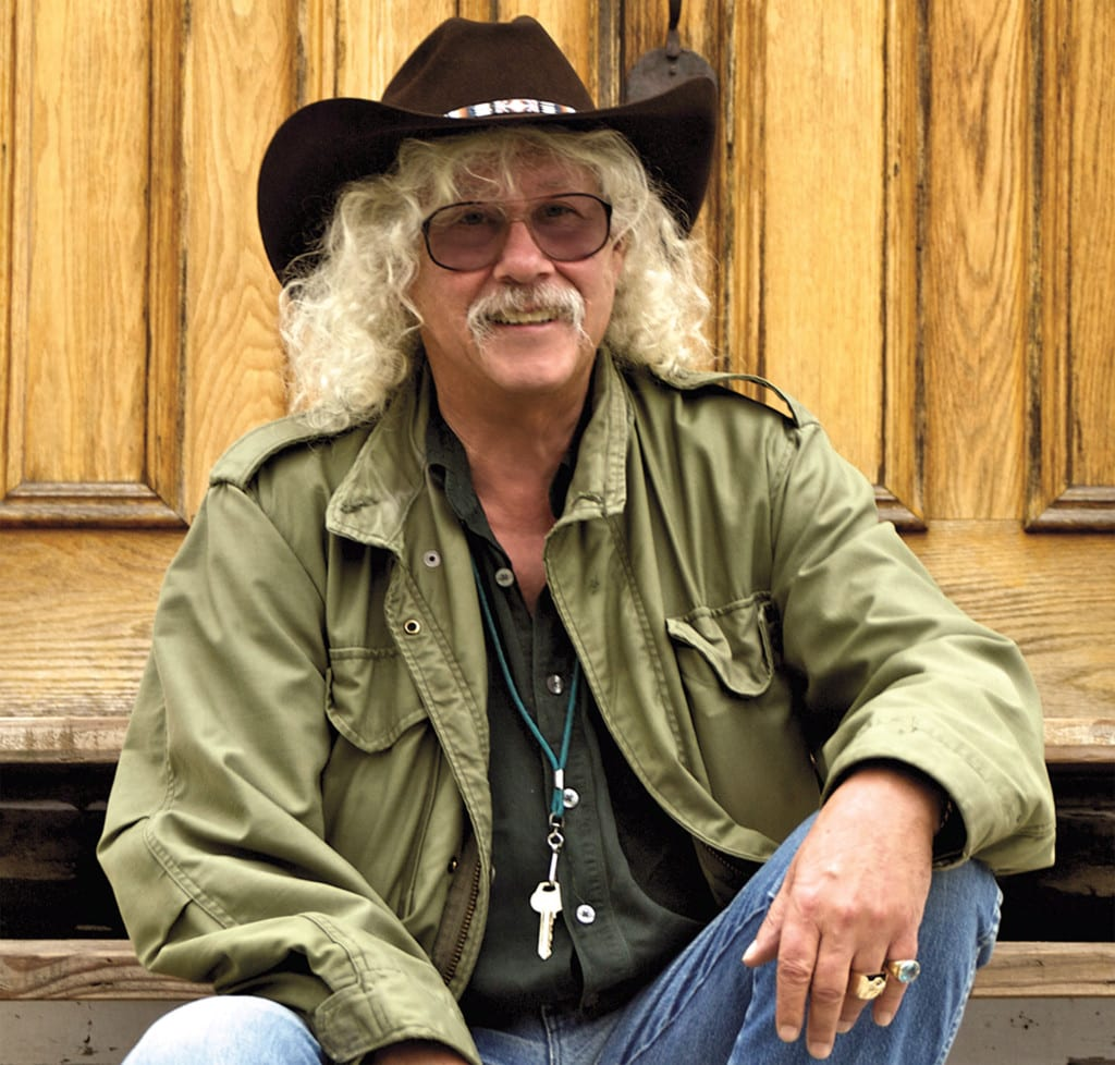 The Chan Centre for the Performing Arts at UBC Presents American Folk Icon Arlo Guthrie