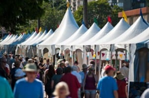 Fresh St. Market presents The Art of Food at the Harmony Arts Festival West Vancouver