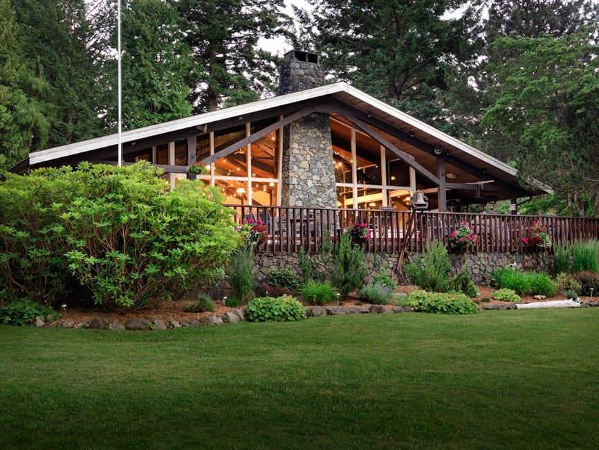 Lodge Rental Bowen Island Canada