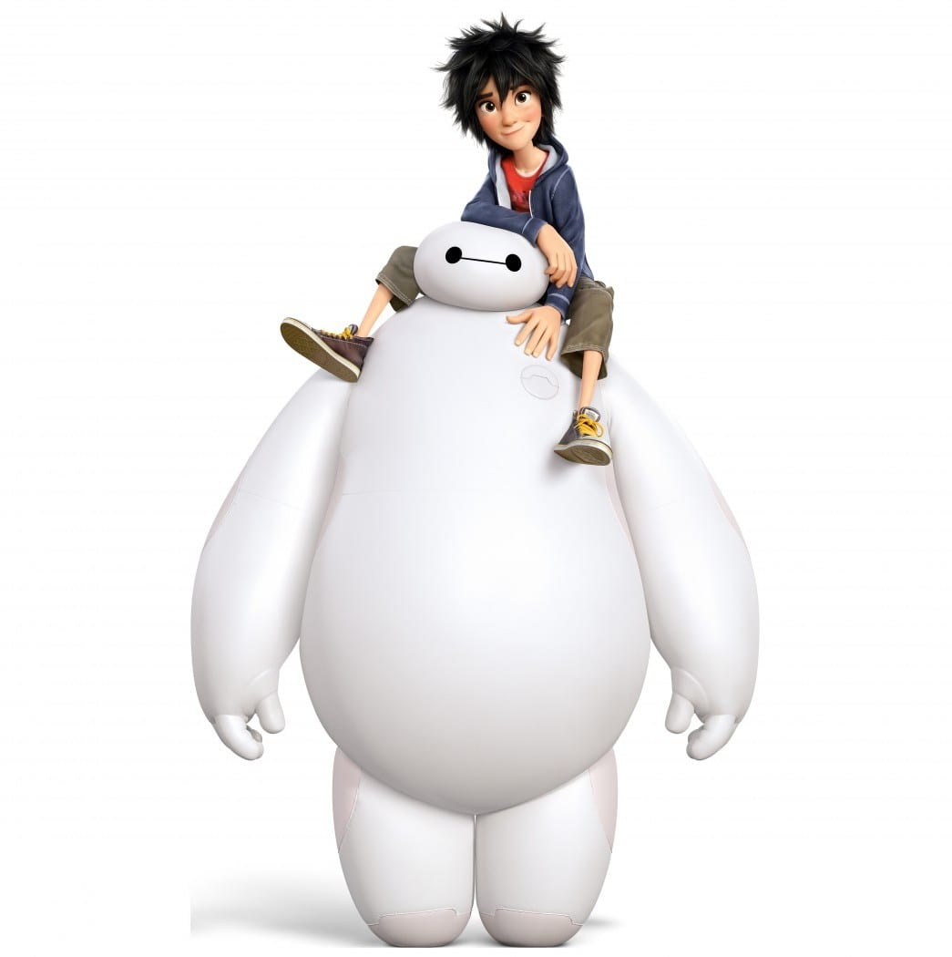 Saturday Night Silver Screen at Gleneagles Community Centre presents Big Hero 6