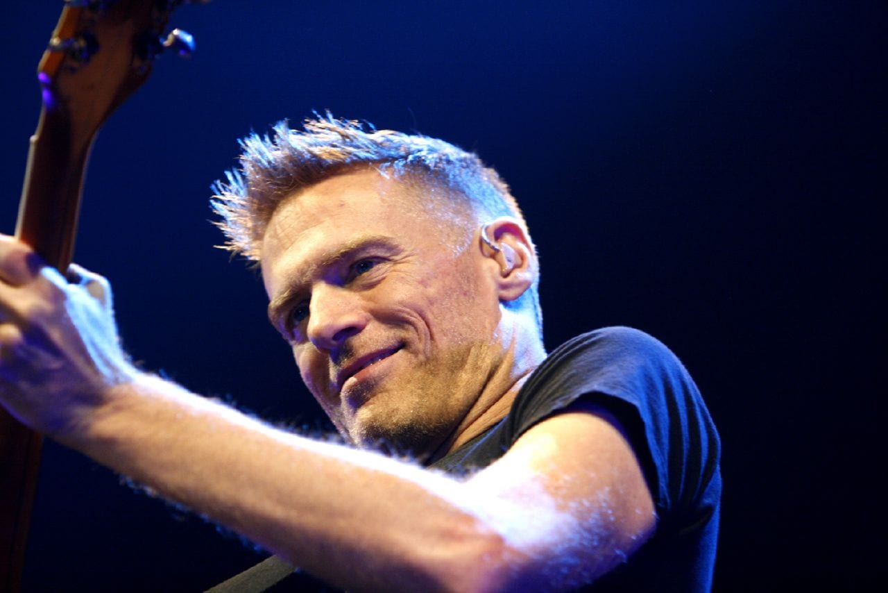Bryan Adams in Concert at Rogers Arena Vancouver