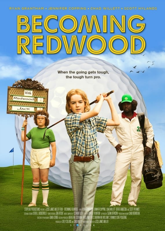 Cinema in the Park present Becoming Redwood at John Lawson Park West Vancouver