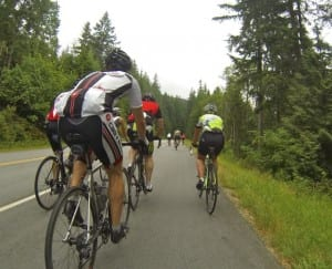 2014 Triple Crown For Heart Road Riding Event on the North Shore