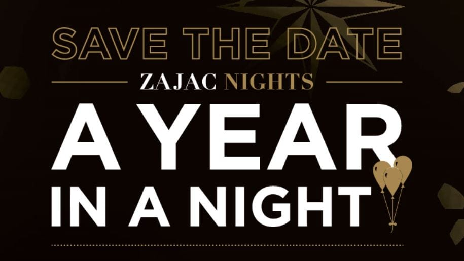 Zajac Nights – A Year in a Night Gala at the Terminal City Club Vancouver