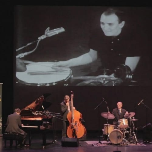 Tales of a Charlie Brown Christmas with the Jerry Granelli Trio at the Kay Meek Centre