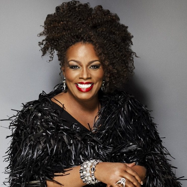 Chan Centre Presents Dianne Reeves at the Chan Shun Concert Hall Vancouver