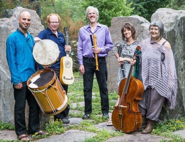Kay Meek Centre presents Salsa Baroque with Ensemble Caprice