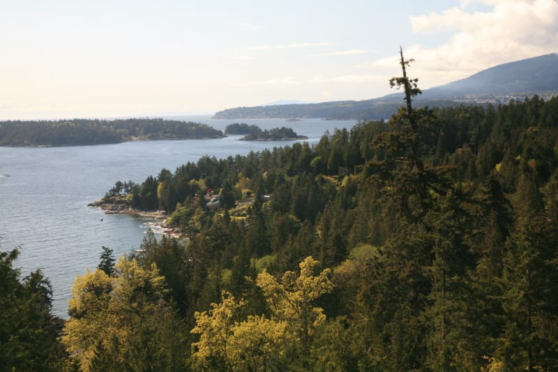 Lot 8, The Ridge at Evergreen, Bowen Island, West Vancouver, BC