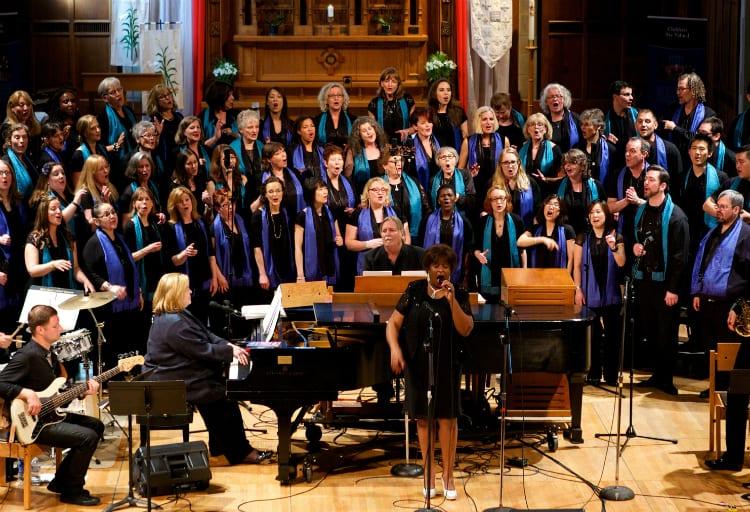 Good Noise Vancouver Gospel Choir: Hallelujah Praise – Motown Meets Gospel at Ryerson United Church