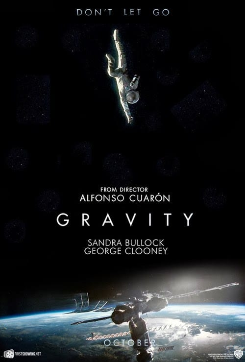 Cinema in the Park presents Gravity at John Lawson Park West Vancouver