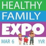 2016 Healthy Family Expo Vancouver