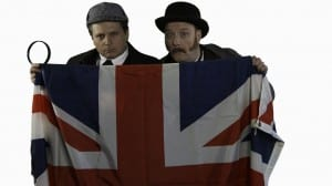 Holmes and Watson Save the Empire!