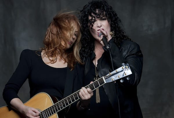 Talking with Ann Wilson of Heart in Vancouver
