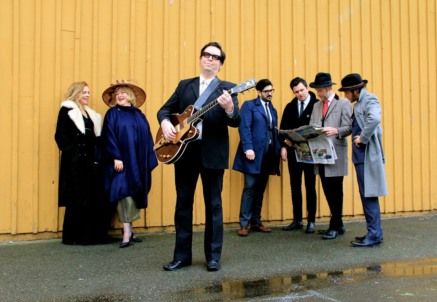 The Lonely- A Tribute to Roy Orbison at the Kay Meek Centre West Vancouver