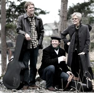 BTU – Barney Bentall, Tom Taylor, Shari Ulrich at Caulfeild Cove Hall West Vancouver