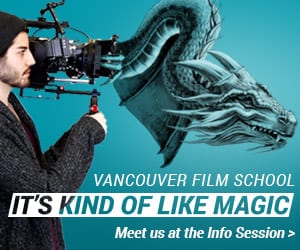 Vancouver Film School Info Session