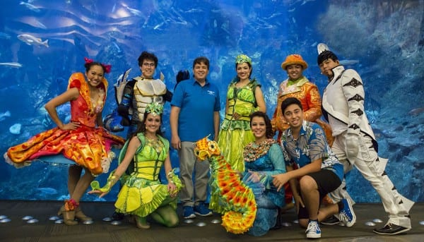 Honu by the Sea – Hawaiian Musical at Vancouver Aquarium