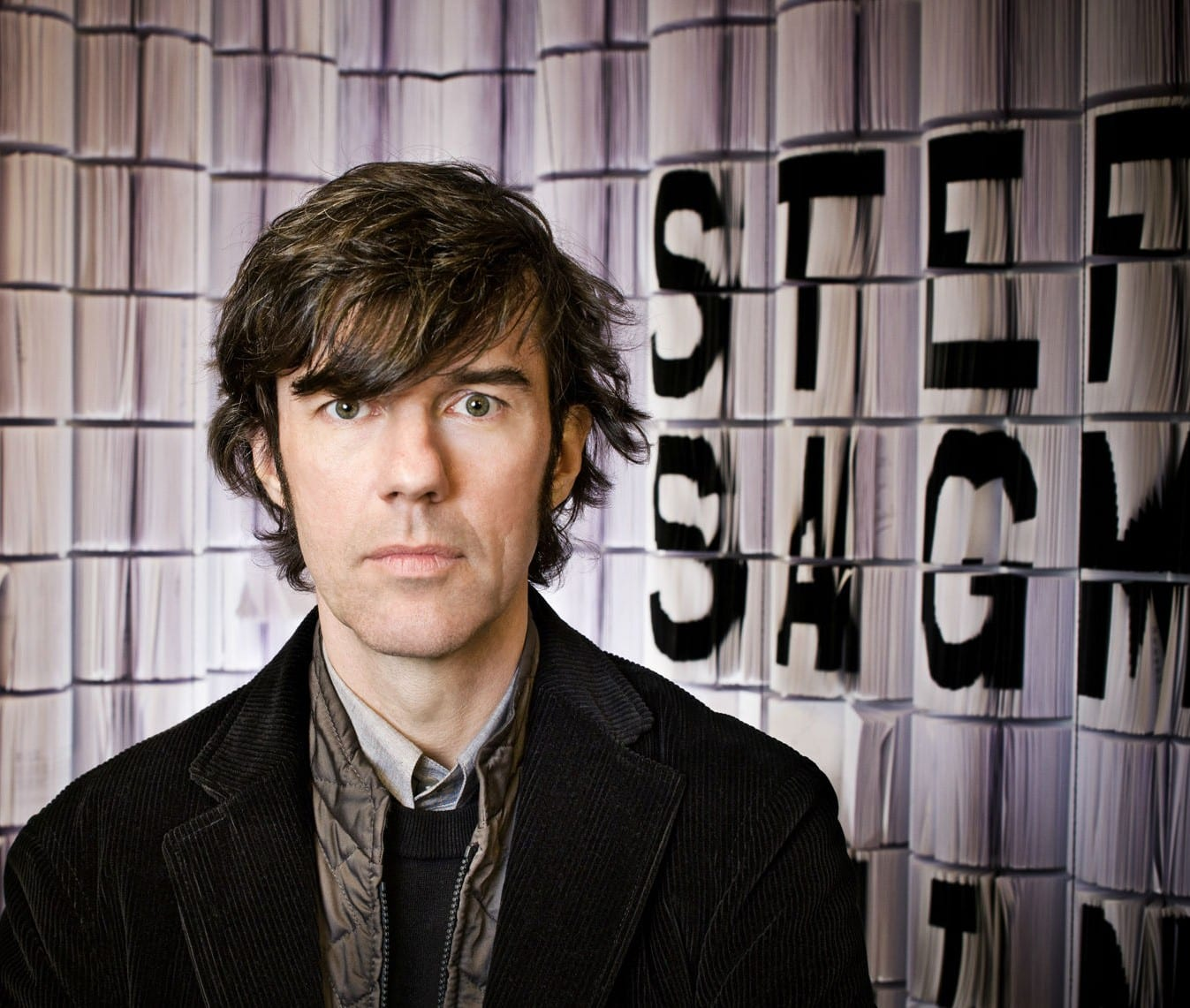The Museum of Vancouver presents Stefan Sagmeister: The Happy Show Exhibition